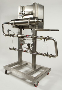 Viscoline Inline Viscosity Measurement Instrument.