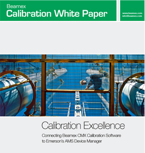 Calibration Excellence: Connecting Beamex CMX Calibration Software