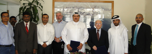 Honeywell and QAFCO Sign 10-year Automation Agreement