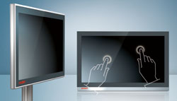 Multi-touch panels