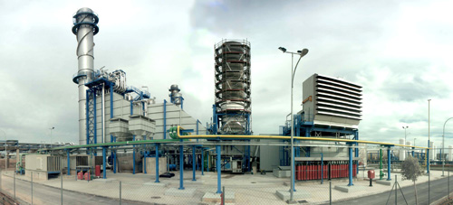 SABIC polycarbonate manufacturing plant