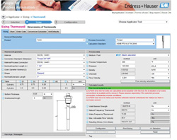 Measuring Tool: Endress+Hauser's Online Thermowell