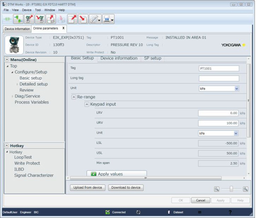 FieldMate R2.06 Versatile Device Management Wizard