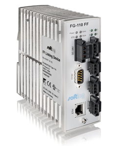 Softing's FG-110-FF added to Emerson's AMS Suite Predictive