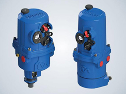 New features for Rotork's CMA electric actuators