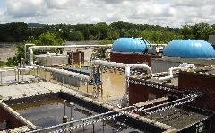 Binghamton-Johnson City Joint Sewage Treatment Plant