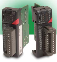 DL205 PLCs now have an option for F2-16TDxP 16-channel current output modules with fault protection.