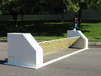 POP-UP BARRIERS