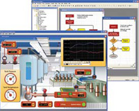 Pac Project version 8.0 includes control programming, HMI development, OPC connectivity and enterprise database integration components.