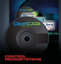 ClearSCADA 2009 Edition Host software supports 64-bit operating systems, enabling customers to use the latest server hardware for their critical infrastructure and giving them larger database sizes.