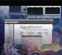 SignalMeister software platform now includes RF signal analysis along with RF signal generation.