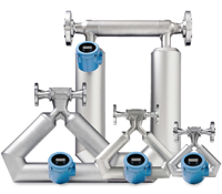 Two-wire Coriolis flowmeter is especially suited for upgrading older loop-powered technologies in the plant with an Elite Coriolis meter without adding more power or installing new cabling.