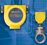 Model ST51 mass flowmeter is designed to specifically measure biogas and all methane composition gases including natural gas.