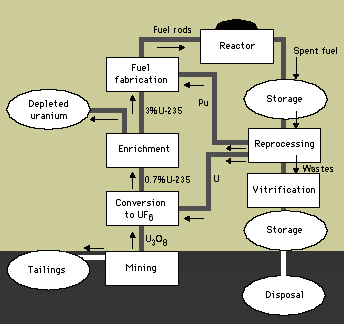 nuclear energy generation process