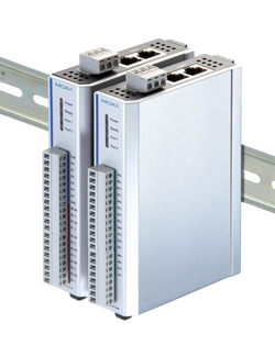 Remote Ethernet I/O