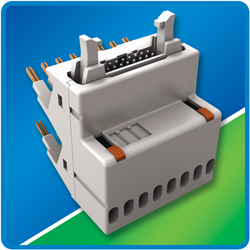 I/O and Terminal Blocks Available Here