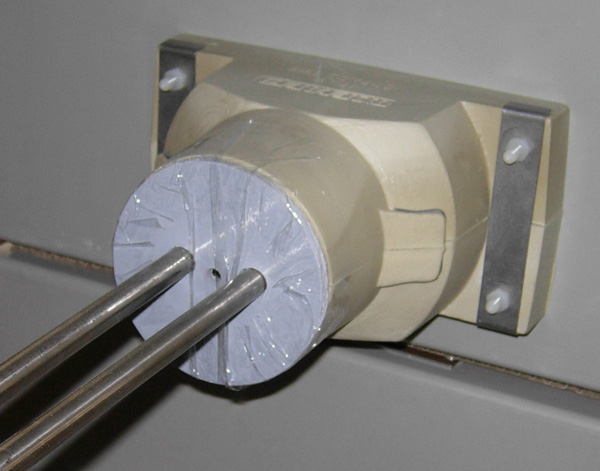 purpose-made insulation components