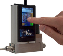 Digital 300 Vue thermal mass gas flowmeters and controllers