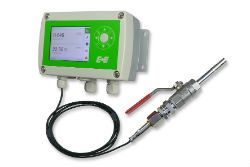 E+E Elektronik EE310 temperature/humidity, EE360 moisture-in-oil transmitters