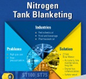 Reduce The Cost Of Tank Blanketing