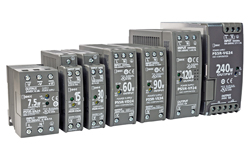 Idec Corp. PS5R V DIN rail power supplies