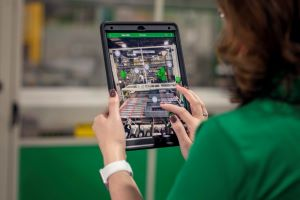 Where and how does AR, VR fit into process automation