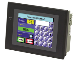 Omega Engineering NS Series touchscreen HMIs