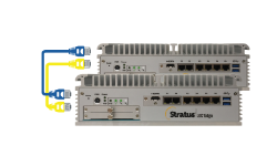Stratus Ethernet Cable Connected ztC Thunderbird 250