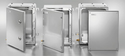 Weidmuller Klippon TB hazardous area steel enclosures